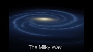 Our Milky Way Galaxy How Big is Space?