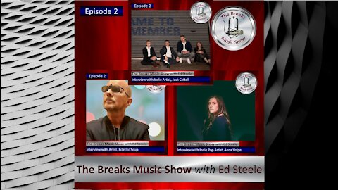 The Breaks Music Show - Episode 2