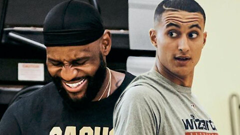 Kyle Kuzma Reveal How He Feels BITTER Towards LeBron James, Lakers After Getting Traded To Wizards