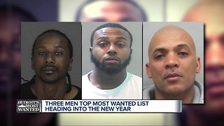 Detroit's Most Wanted: Top 3 most wanted heading into 2019