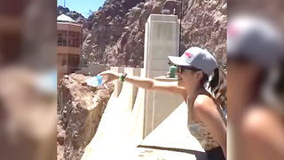 What Happens When You Pour Water Over the Hoover Dam