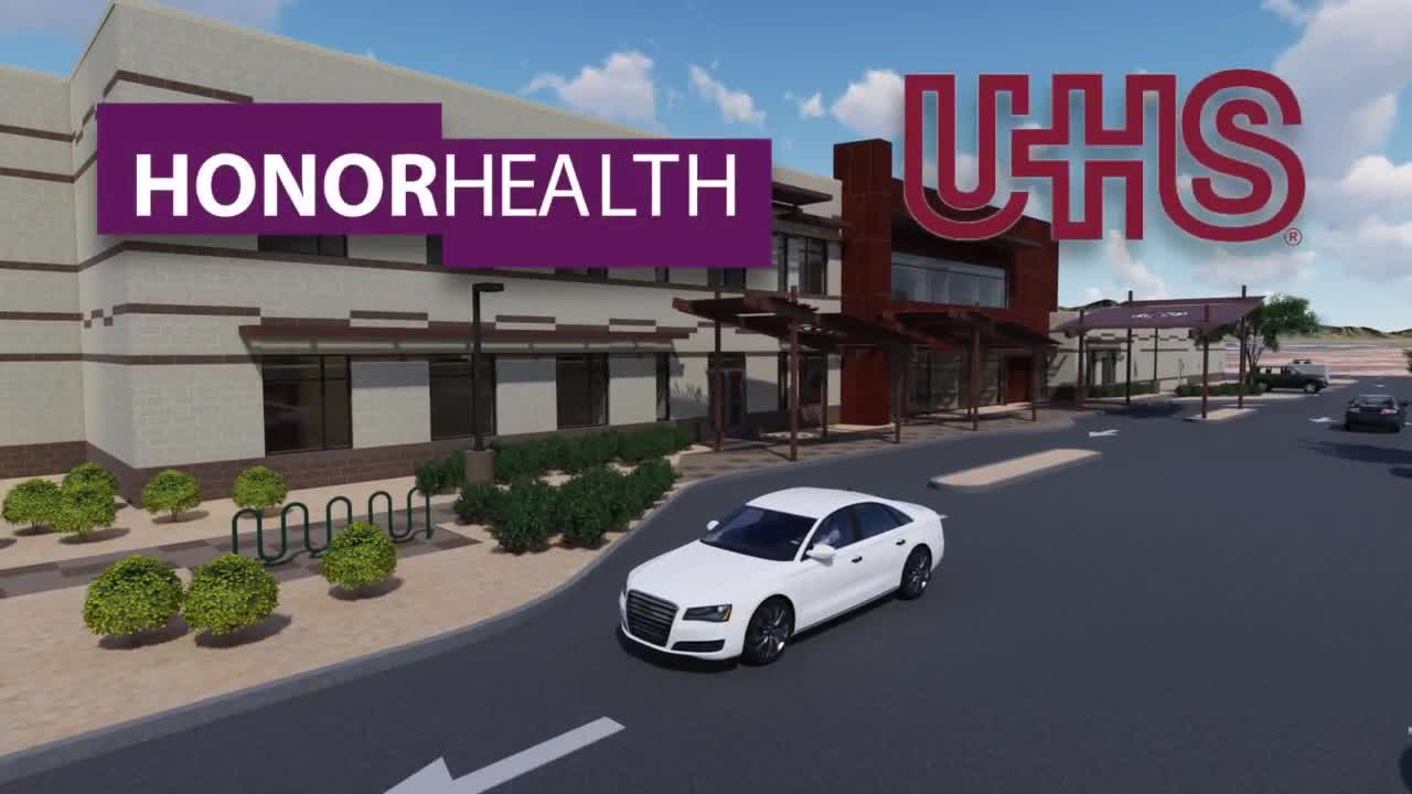 120 bed behavioral health facility set for east Valley
