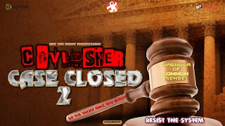 COVIDSHER CASE CLOSED 2