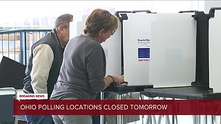 DeWine: State health director closing polls Tuesday