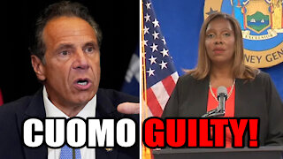AG Report Finds Andrew Cuomo Sexually Harassed MULTIPLE Women