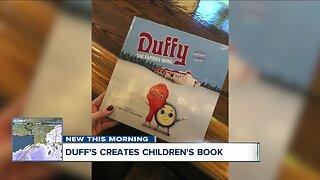 Duff's creates children's book