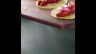 Vegan Mushrooms Pibil Style