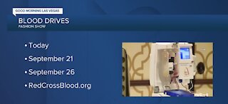 Red Cross hosts blood drives to help cancer victims