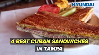 Best Cuban Sandwiches in Tampa | Taste and See Tampa Bay