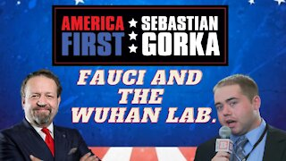 Fauci and the Wuhan lab. Matt Boyle with Sebastian Gorka on AMERICA First