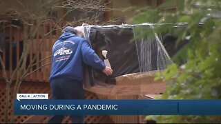 How to handle challenges when moving during a pandemic
