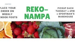 Reko opens online farmers market to help rebound from pandemic
