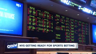 Sports gambling coming state wide? Yes and no.