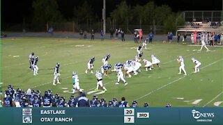 PREP FOOTBALL LIVE STREAM: Eastlake vs Otay Ranch