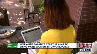 Work-Life Balance Startup Aims to Bring More Women Into Workforce