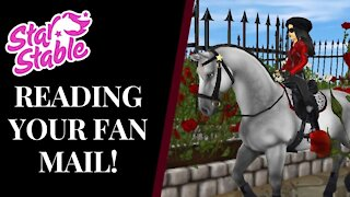 Thank You for Your Fan Mail Star Stable Quinn Ponylord