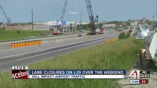 I-29 construction could cause delays