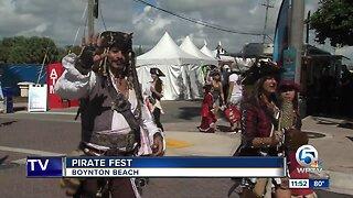 Pirate Fest held in Boynton Beach