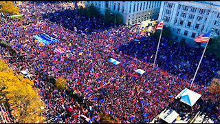 Calling All Patriots: Massive Rally For President Trump In Washington D.C. On January 6th, Be There!