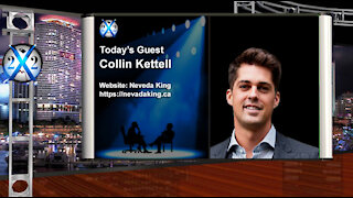 Collin Kettell - [CB]s Took The Bait, Inflation Can Not Be Contained, Gold Will Destroy The [CB]