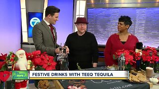 Festive Drinks with Teeq Tequila