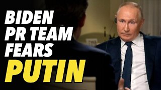 Biden White House afraid to hold joint press conference with Putin