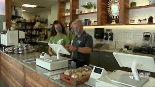 Business owner hopes to inspire others