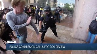 Cleveland Community Police Commission requests DOJ to investigate May 30 protests for civil rights violations