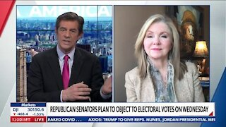 Republican Senators Plan to Object to Electoral Votes on Wednesday