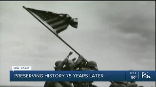 Preserving history 75 years later