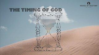 Trusting God's Timing | Pastor Fah | House Of Destiny Online Church