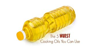 5 Worst Cooking Oils for Your Heart, Brain, and Skin