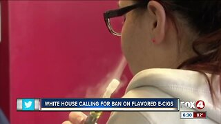 Potential vaping ban could impact local business