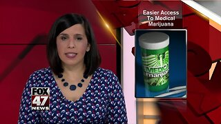 Medical marijuana now available immediately after online approval