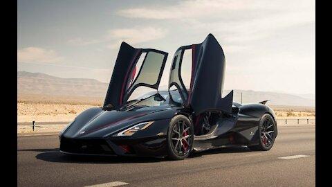 That dream car