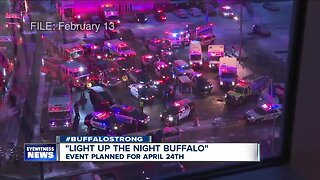 Light the Night Buffalo planned for April 24
