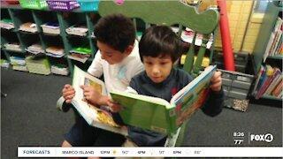Teacher explains the joy of teaching kids to read