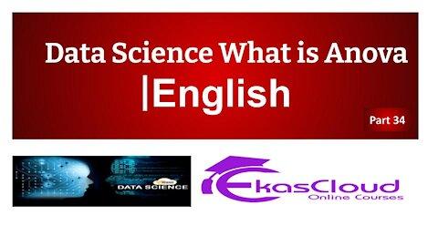 #Data Science What is Anova   Ekascloud   English