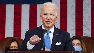 Pres. Biden Calls On Congress To Pass George Floyd Police Reform Bill