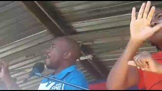 ANC will be defeated like apartheid, says Mmusi Maimane (mUF)
