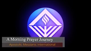 A Morning Prayer Journey: The Intercessor - The Calling