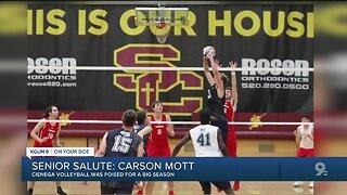 Senior Salute: Carson Mott