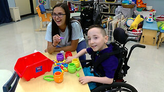 """""""Stand Up Program"""" helps students with disabilities"""