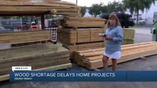 Coronavirus impacting supply of wood in South Florida, across the U.S.