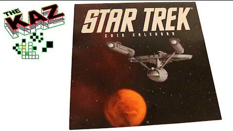 2010 Star Trek Calendar