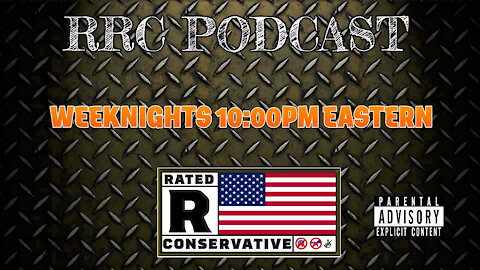 The Mrs. RRC Podcast!! 6/12/2021