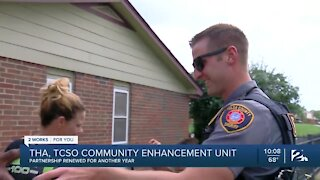 TCSO, THA working to make communities safer