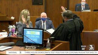 Colleen Brennan sworn in as member of Omaha City Council