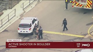 Shooting in Colorado grocery store