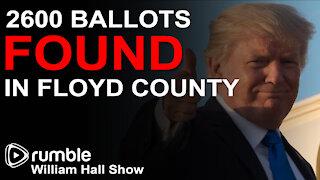 2,600 Ballots FOUND In Georgia